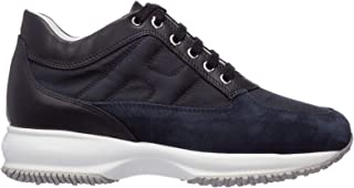 .Hogan Sneakers Interactive Donna Blu Notte