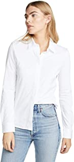Theory Women's Long Sleeve Fitted Shirt