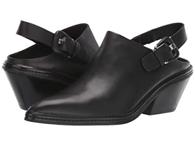 Via Spiga Fabiane (Black Milano Calf) Women