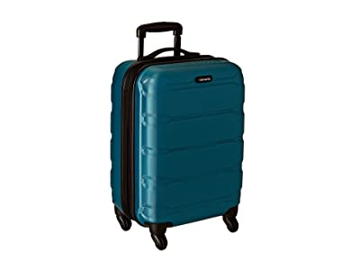 Samsonite Omni PC 20 Spinner (Caribbean Blue) Luggage