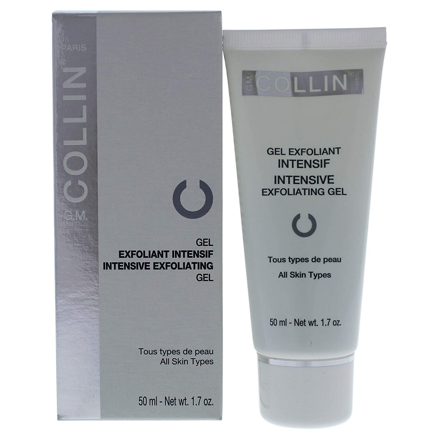 G.M. Collin Facial Cleansing Intensive Exfoliating Gel, 1.7 Fluid Ounce: Beauty