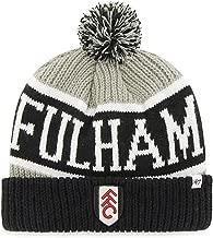 Fulham FC Football Bobble Beanie Hat