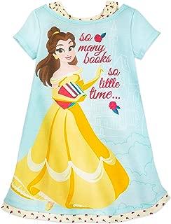 Disney Belle ''So Many Books'' Nightshirt for Girls Multi