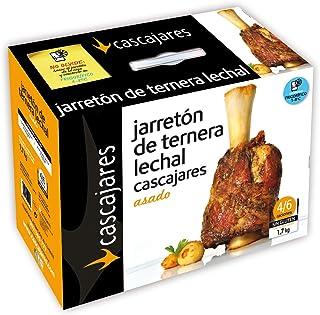 CASCAJARES - Jarretón de Ternera Lechal Asado. 1.7 kilos de