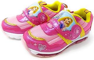 7371 ディズニー ラプンツェル フラッシュスニーカー ピンク Disney プリンセス princess
