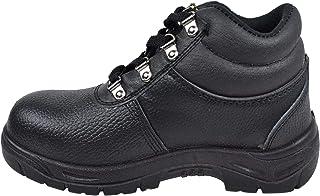 BARTIUM Chaussures de sécurité avec coque en acier pour homme 39-46
