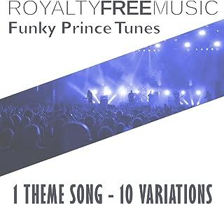 Funky Prince Tunes, Var. 7 (Instrumental)