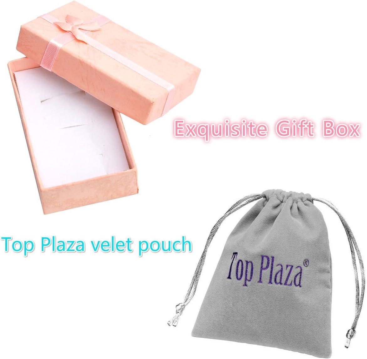 Top Plaza 7 Chakra Reiki Healing Crystals Yoga Balance Irregular Shape Polished Tumbled Palm Stones W// 7 Chakra Healing Crystal Bracelet #1
