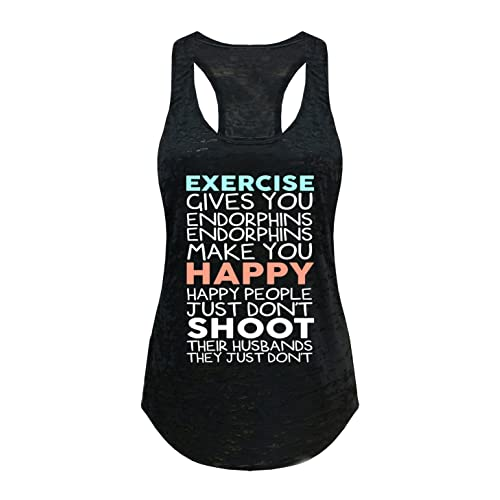 bf1180fe Tough Cookie's Women's Exercise Give You Endorphins Burnout ...