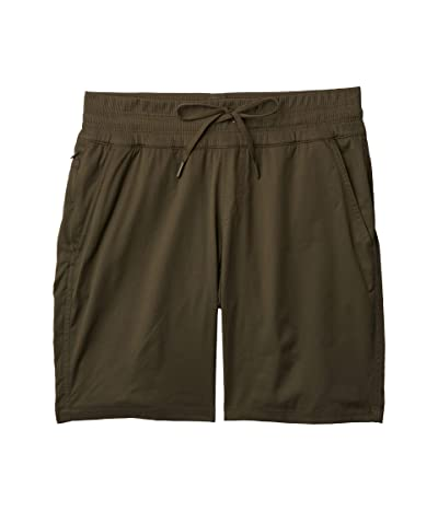 The North Face Aphrodite Bermuda Shorts (New Taupe Green) Women