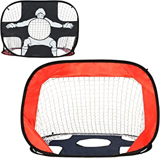 IESTARING 2 in 1 Soccer Goal for Kids Foldable and...