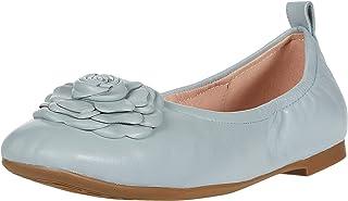 Taryn Rose Women's Ballet Flat, cloud, 6.5