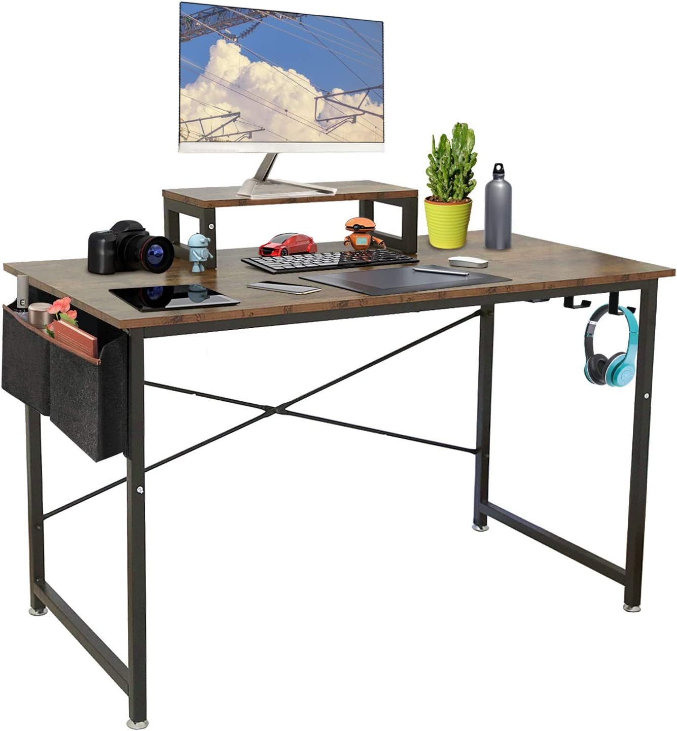 Computer Desk 39 inch Max 48% OFF Study Office-Modern Table Home for Writing Finally resale start