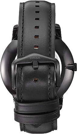 FS5447 Black Black Leather