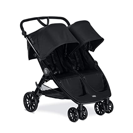 Britax B-Lively Double Stroller - Best Double Stroller For Big Kids