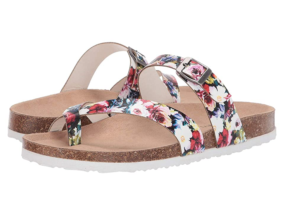 Madden Girl Paamy (Floral Multi) Women