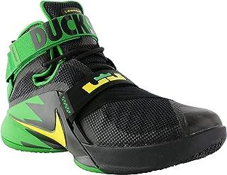 Nike Mens Zoom Soldier 9 IX PRM Lebron Oregon Ducks Black Green 749490-073 (10)