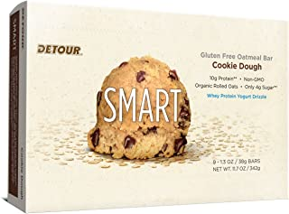 detour cookie dough bar