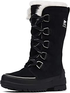 Sorel - Women's Tivoli IV Tall Waterproof Insulated Winter Boot with Faux Fur Collar