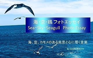海・空・鴎 フォトエッセイ: 海、空、カモメのある風景と心に響く言葉