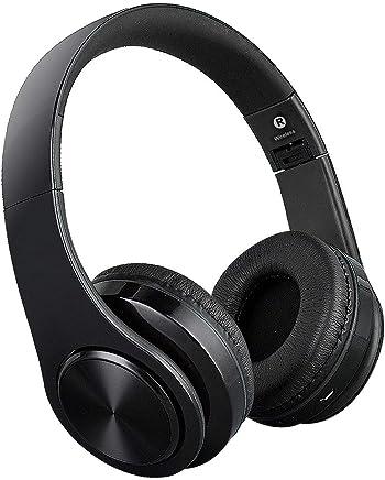 Bluetooth Headphones Over Ear, V4.2 Hi-Fi Stereo Wireless...