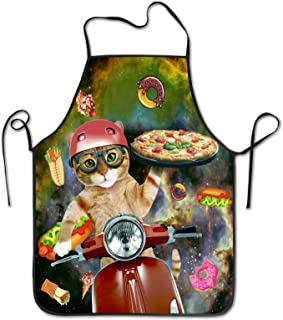 Sheafenie Funny Men's & Women's Kitchen Aprons - Gift For Grilling, Baking & BBQ