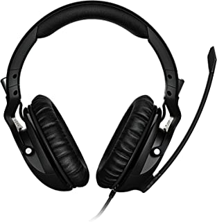ROCCAT Khan Pro-Competitive High Resolution Gaming Headset,black(正規保証品) ロキャット