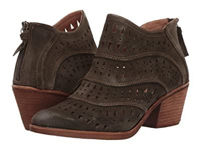 Sofft Westwood II (Olive Fatigue Oiled Cow Suede) Women