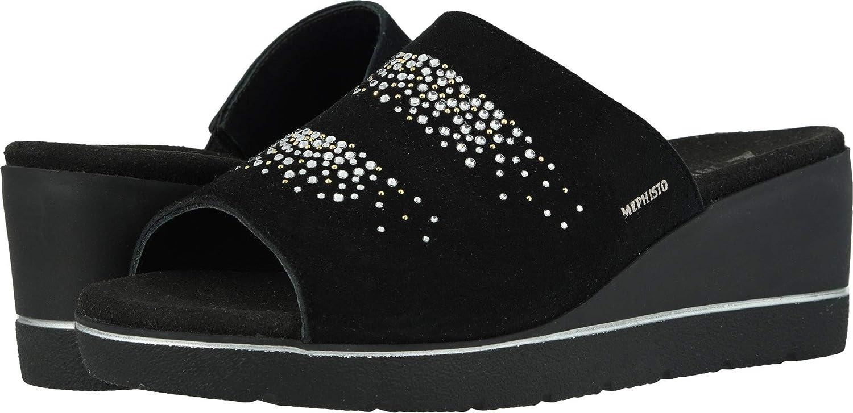 Mephisto Women's Enzia Spark Wedge Sandal