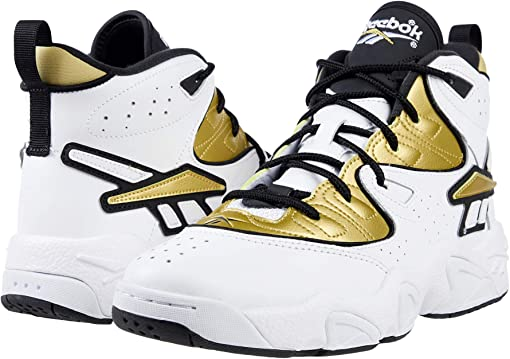 White/Gold/Black