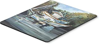Caroline's Treasures Shrimpers Cove & Shrimp Boats Mouse Pad/Hot Pad/Trivet (JMK1152MP)