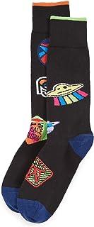Paul Smith Men's Odd Badge Socks