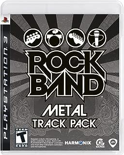 Rock Band: Metal Track Pack - Playstation 3