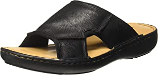 Arrow Men's Ridge Leather Hawaii Thong Sandals