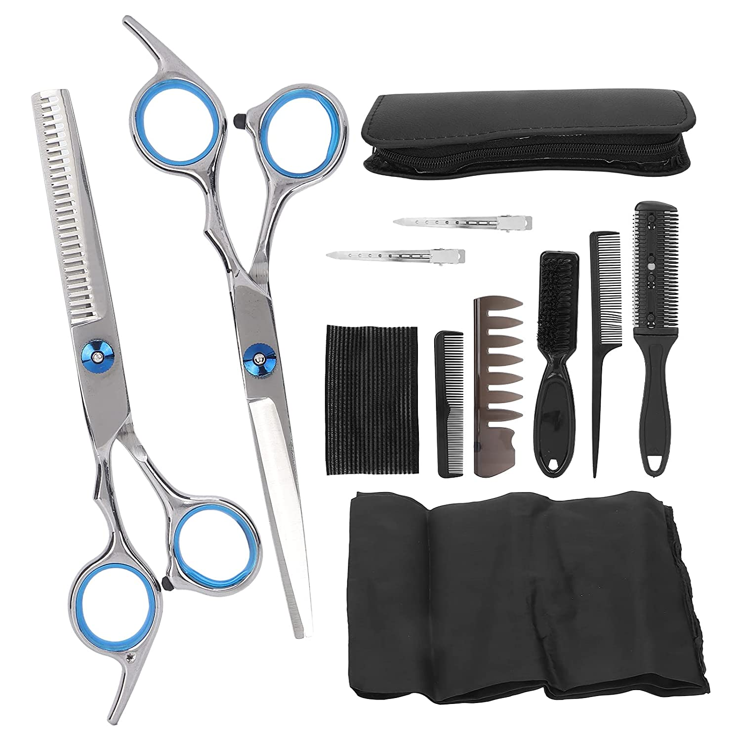 Salon Haircut Shears Set Ranking TOP8 National products Steel Hard Shear ABS+Stainless