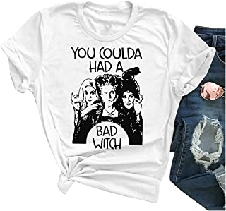 Best bad witch shirt Reviews