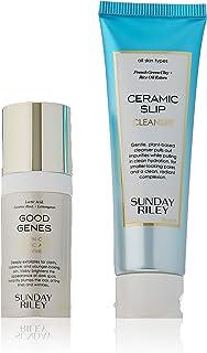 Sunday Riley Flash Fix Kit Lactic Acid Good Genes+ Ceramic