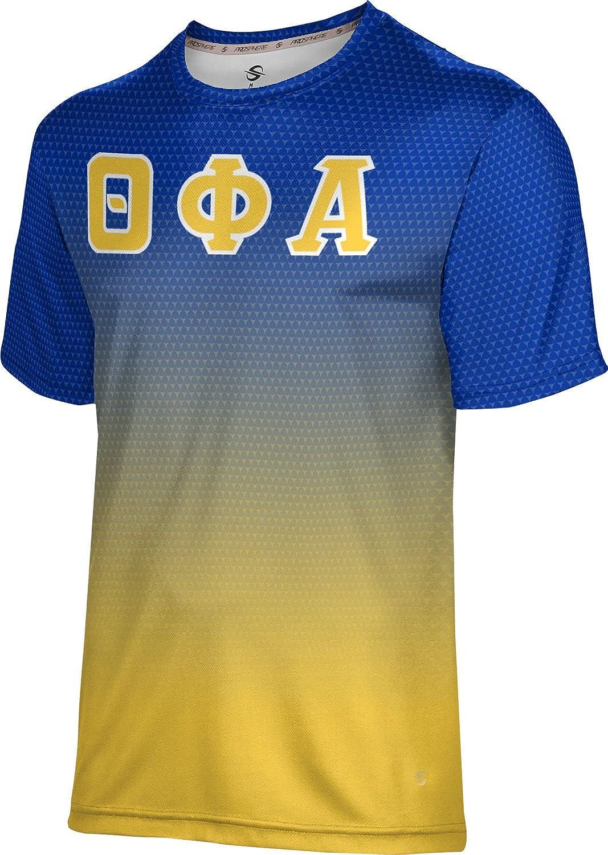 ProSphere Theta Manufacturer OFFicial shop Phi Alpha Men's Performance T-Shirt Zoom Limited time sale 6E147