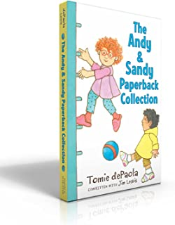 The Andy & Sandy Paperback Collection: When Andy Met Sandy; Andy & Sandy's Anything Adventure; Andy & Sandy and the First ...