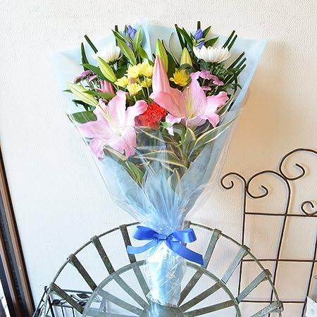 [エルフルール] お花おまかせ お供え用 花束 一対 お彼岸 仏花 お盆 法事 法要 お悔やみ 仏壇用