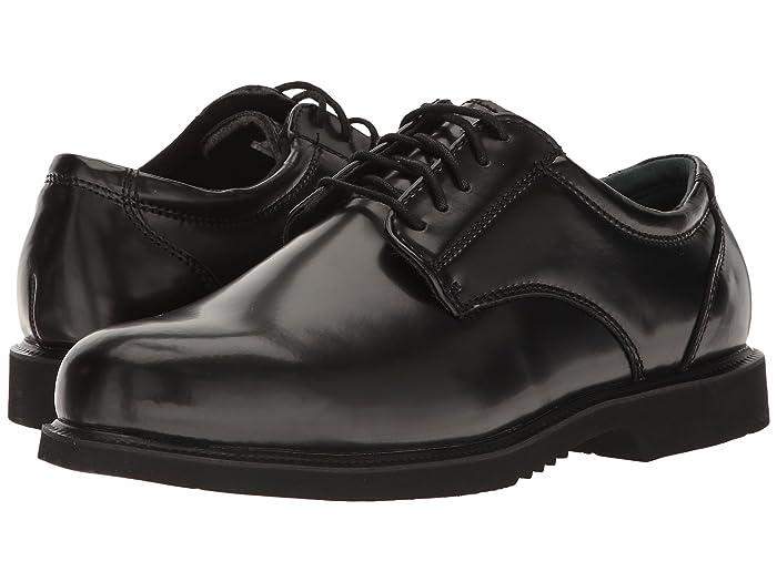 Thorogood  Uniform Classics Oxford (High Shine Black) Mens Work Boots