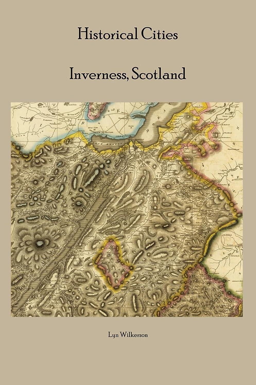 一過性消費するサワーHistorical Cities-Inverness, UK (English Edition)