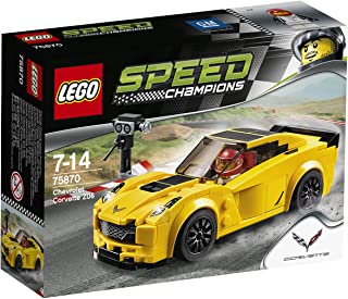 LEGO Speed Champions Chevrolet Corvette Z06 (75870)