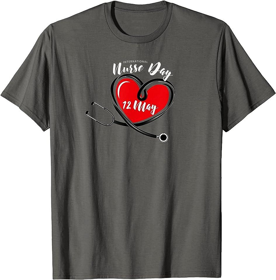 May 12th, International Nurses Day T-Shirt