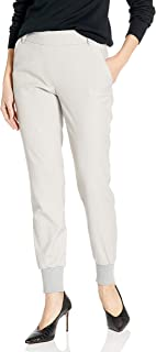 James Jeans Women's Track Elastic-Waist Pull-On Pant