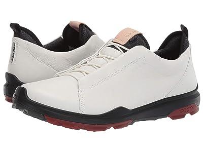ECCO Golf BIOM Hybrid 3 OL GTX (White) Men