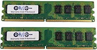 4Gb (2X2Gb) Dimm Ram Memory Compatible With Dell Optiplex Gx280 Small Form Fa. By CMS A86