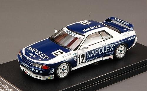 HPI Racing HPI8593 NApÃleX Skyline N.12 JTC 1991 1 43 MODELLINO DIE CAST Model kompatibel mit