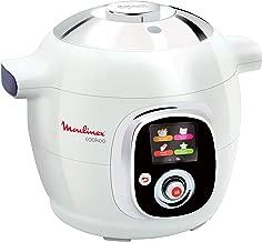 Moulinex CE704110 Cookeo - Robot de Cocina, alta Presión, 6