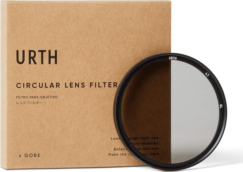 CPL Filtro Polarizador Circular Urth x Gobe para Objetivo 82 mm